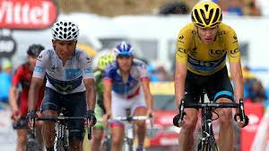 Froome and Quintana