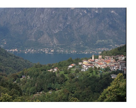 View Over Lugano